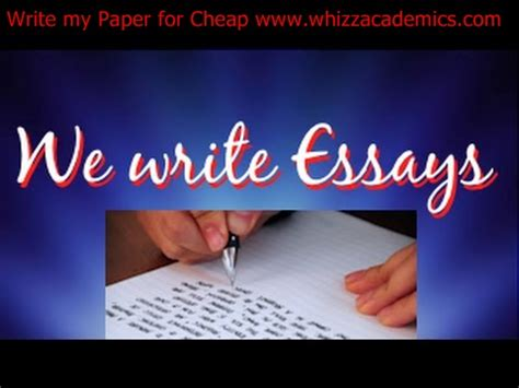 Canadian geography essay paper